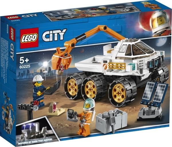 LEGO® City 60225 Rover-Testfahrt, 202 Teile ab 5 Jahre