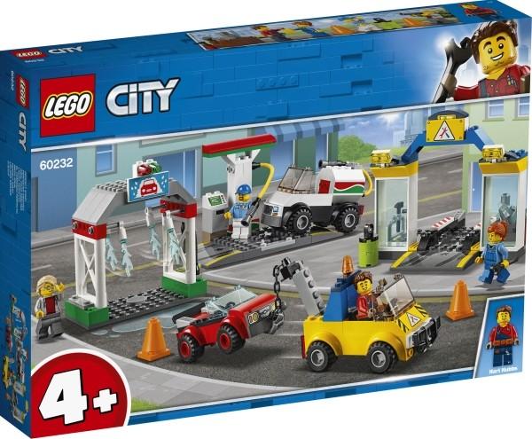 LEGO® City 60232 Autowerkstatt 4+