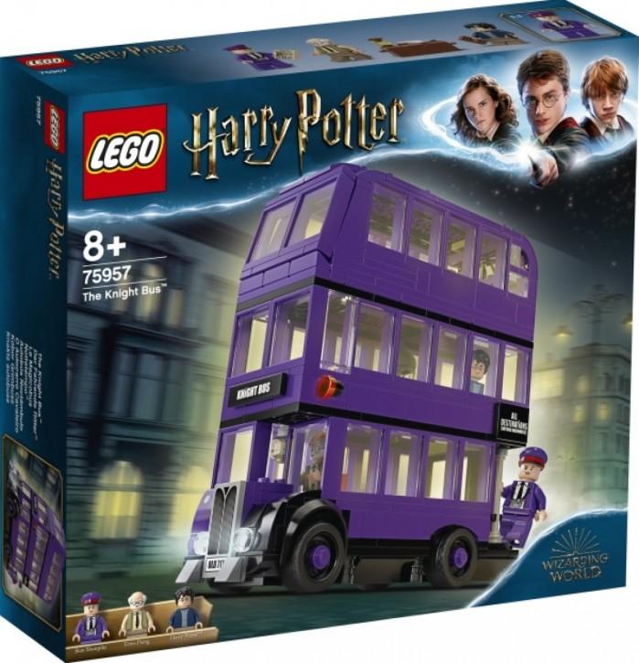 LEGO® 75957 Harry Potter Der fahrende Ritter