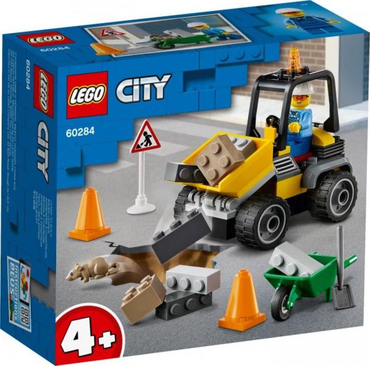 LEGO® City 60284 Baustellen-LKW 4+