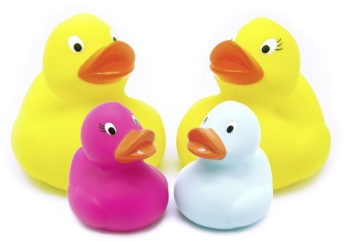 Badeenten My Duck Family 4tlg ab 0+
