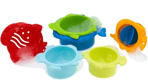 Chicco Badespielzeug Meerestiere 2 in 1