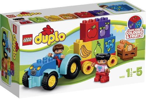 LEGO DUPLO Creative Play 10615 Mein erster Traktor