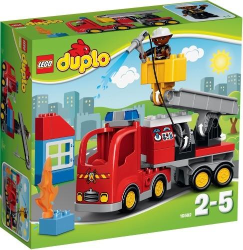 LEGO DUPLO Town 10592 Löschfahrzeug