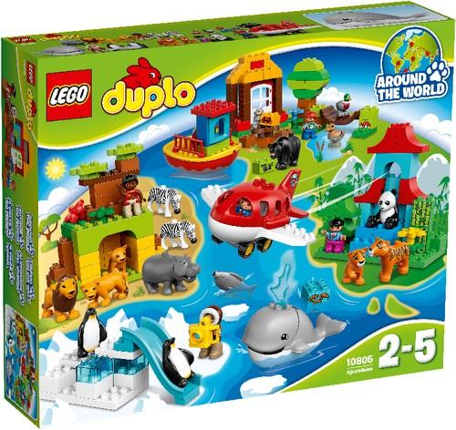 LEGO DUPLO 10805 Einmal um die Welt