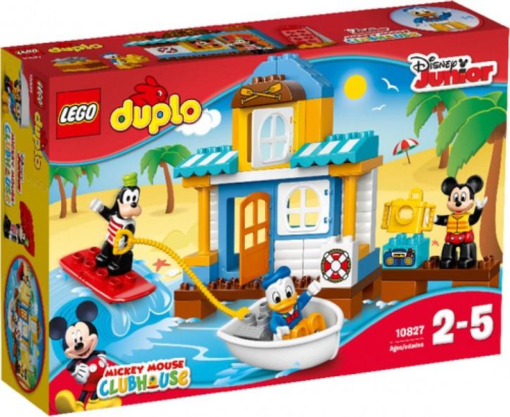 Lego 10827 Duplo Mickys Strandhaus