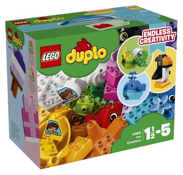 10865 LEGO® DUPLO® Witzige Modelle B-Ware OVP