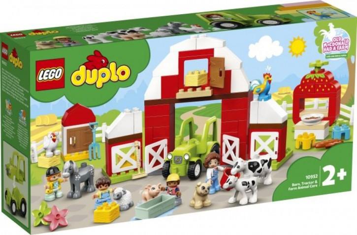 LEGO® DUPLO® 10952 Scheune,Traktor und Tierpflege