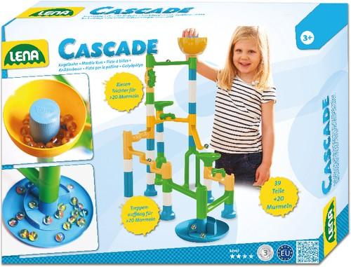 Lena Cascade Kugelbahn XL Twister B-Ware