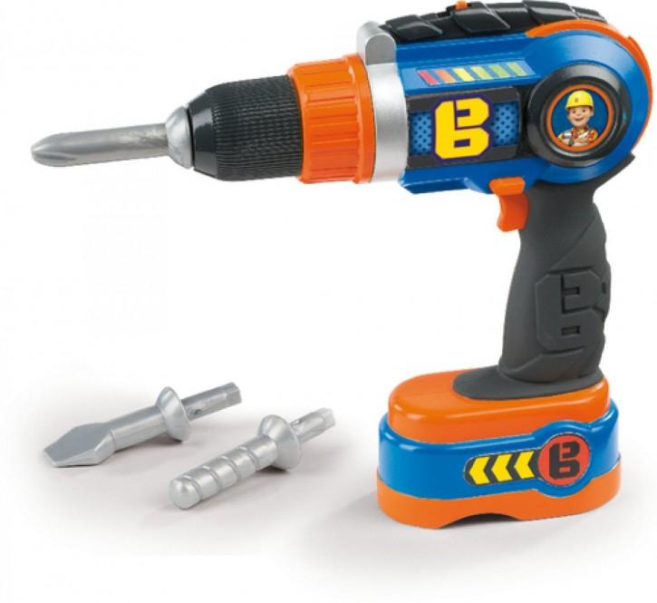Bob der Baumeister Akkuschrauber elektrisch B-Ware OVP