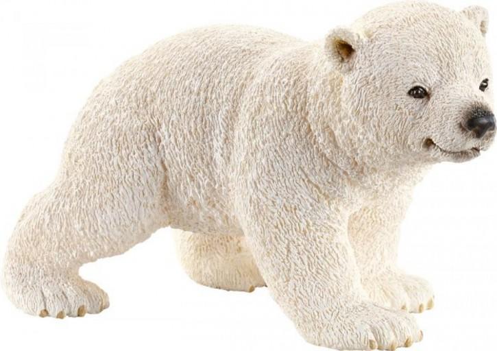 Schleich Wild Life 14708 Eisbärjunges laufend