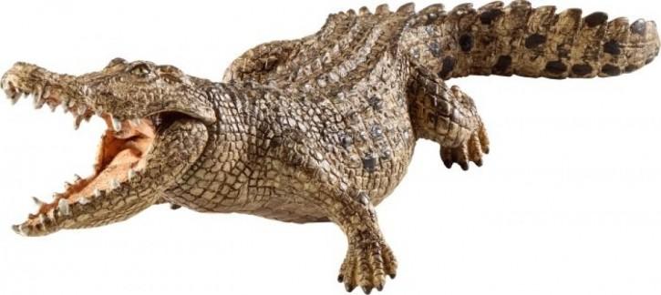 Schleich Wild Life 14736 Krokodil