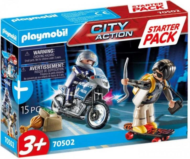 Playmobil® 70502 Polizei Ergänzungsset Starter Pack