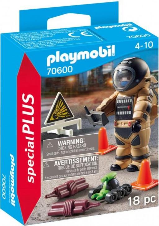Playmobil 70600 Polizei-Spezialeinsatz