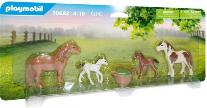 Playmobil Country 70682 Ponys mit Fohlen