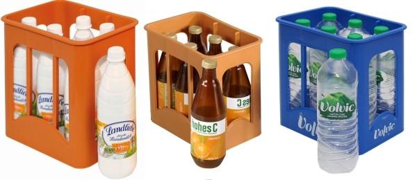 Tanner Getränkekiste Mineralwasser für Kaufladen