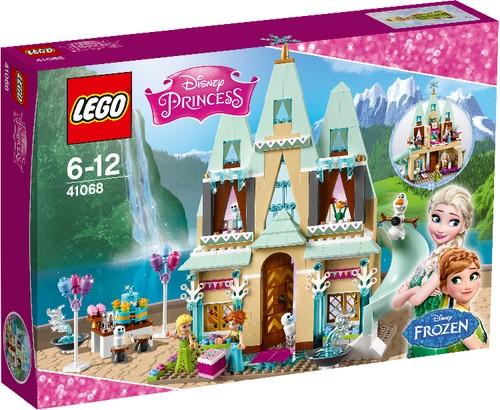 LEGO Disney Princess 41068 Arendelles Fest im großen Schloss B-Ware OVP