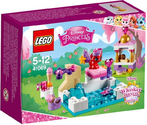 LEGO Disney Princess 41069 Korallinas Tag am Pool