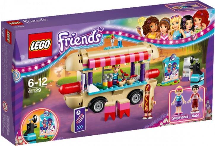 LEGO® Friends 41129 Hot-Dog-Stand im Freizeitpark B-Ware OVP