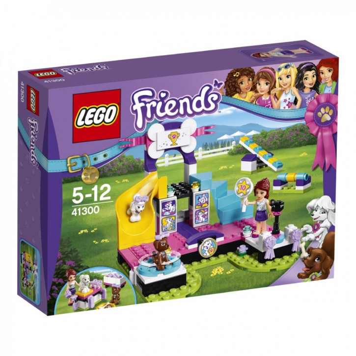 LEGO 41300 Friends Welpen-Meisterschaft B-Ware OVP