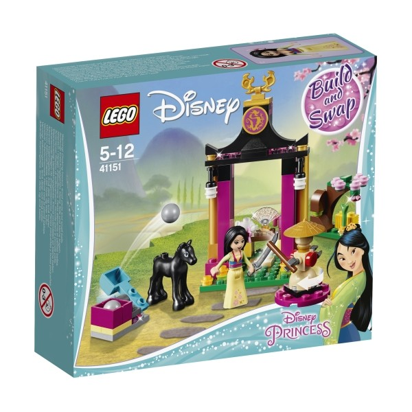 41151 LEGO® Disney Princess Mulans Training