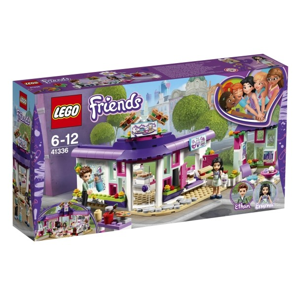 41336 LEGO® Friends Emmas Künstlercafe