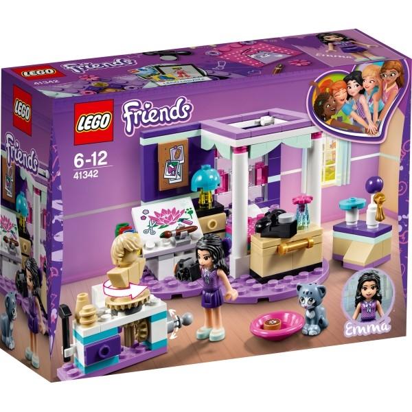 41342 LEGO® Friends Emmas Zimmer B-Ware OVP