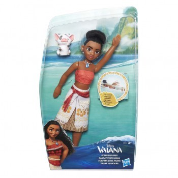 Disney Vaiana Puppe Schwimmspaß Vaiana 3+j B-Ware OVP