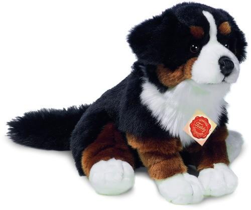 Teddy Hermann Berner Sennenhund sitzend 29 cm