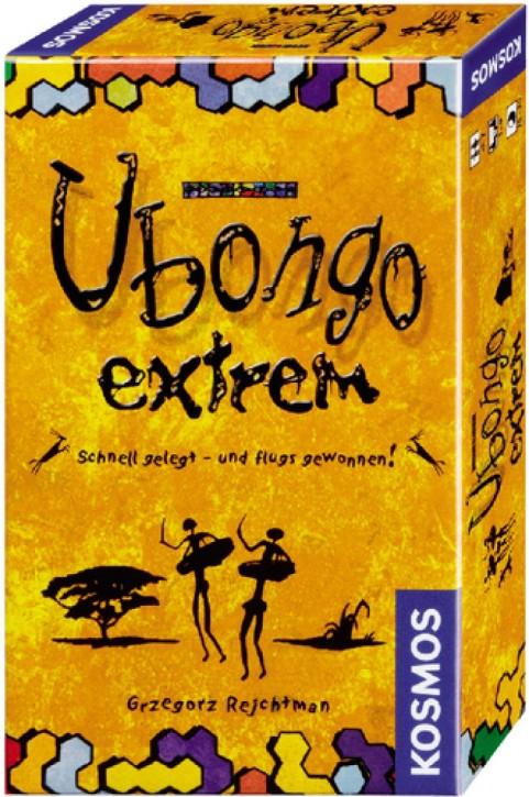 KOSMOS Ubongo extrem Mitbringspiel B-Ware OVP