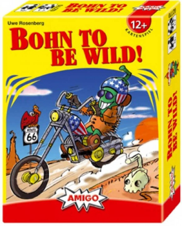 Bohn to be wild Bohnanza Kartenspiel