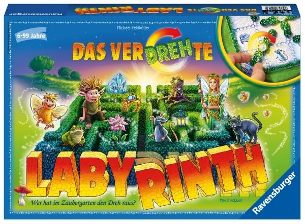 Ravensburger 212132  Das verdrehte Labyrinth B-Ware OVP