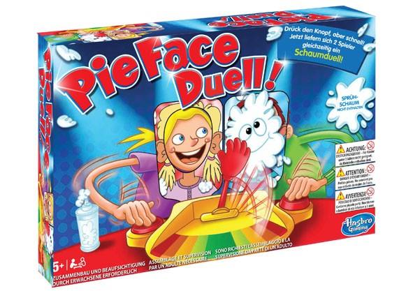 Pie Face Duell Partyspiel Hasbro C0193100