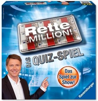 Rette die Million Quizspiel