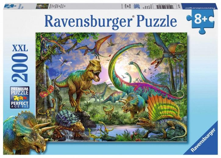 RV Puzzle Im Reich der Giganten 200 Teile