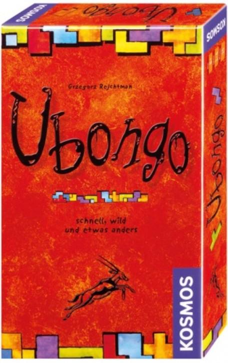 KOSMOS Ubongo Mitbringspiel B-Ware OVP