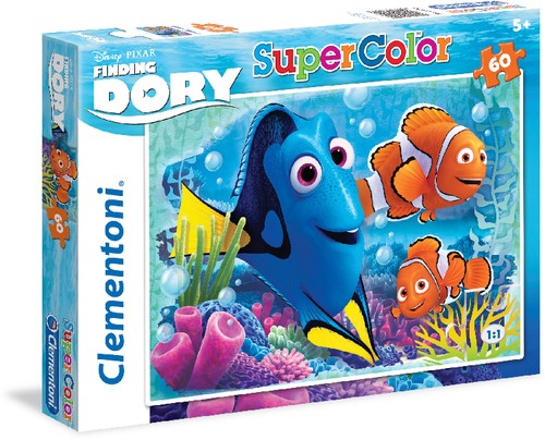 Puzzle Disney Finding Dory Have a fintastic adventure 60 T.