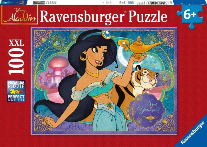 RV Puzzle Zauberhafte Jasmin 100 Teile