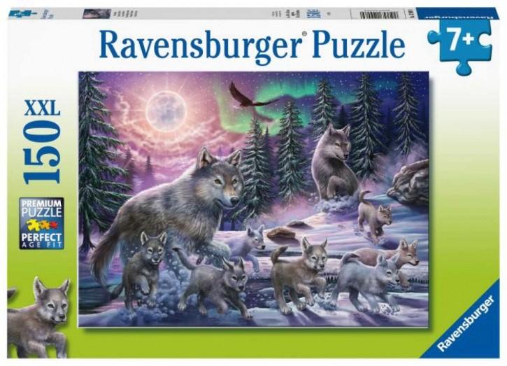 RV Puzzle Nordwölfe 150 Teile