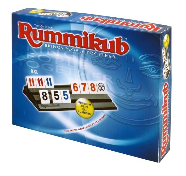 Original Rummikub XXL B-Ware OVP