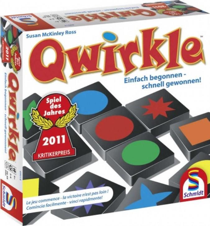 Qwirkle Legespiel Schmidt Spiele B-Ware OVP