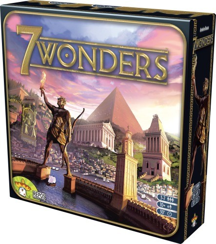 7 Wonders Strategiespiel