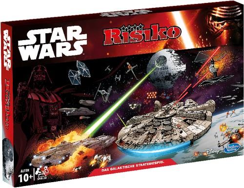 Risiko Star Wars Strategiespiel