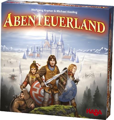 Abenteuerland Strategiespiel B-Ware OVP