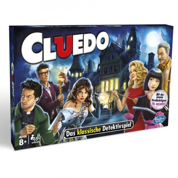 Cluedo Detektivspiel