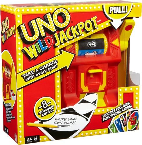 UNO Wild Jackpot Kartenspiel