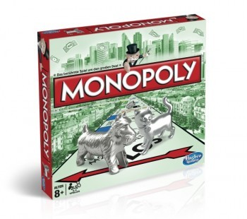 Monopoly Classic B-Ware OVP