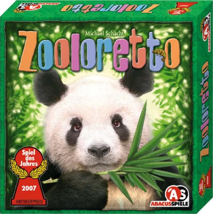 Zooloretto Brettspiel B-Ware OVP