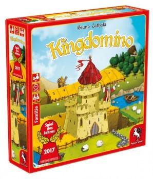 Pegasus Spiele Kingdomino