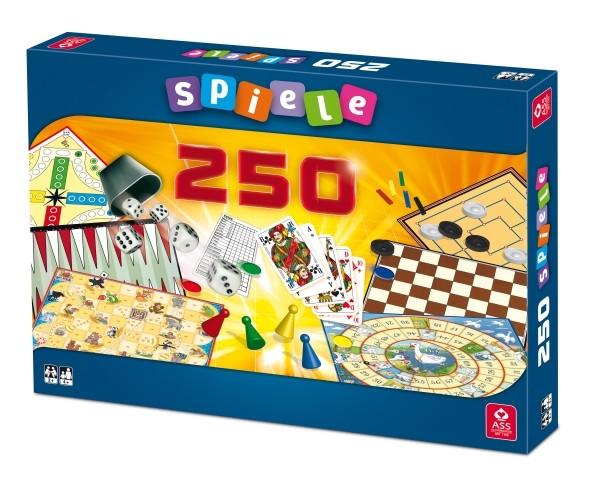ASS Spielesammlung 250